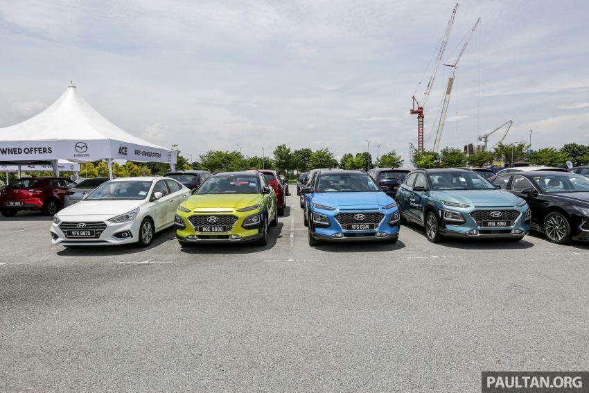 ACE 2021: Hyundai tawar kerusi Ogawa bernilai RM12k percuma, barisan kereta terpakai dan sesi pandu uji Image #1282587