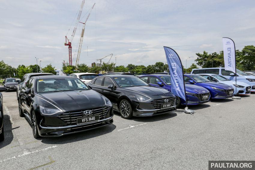 ACE 2021: Hyundai tawar kerusi Ogawa bernilai RM12k percuma, barisan kereta terpakai dan sesi pandu uji Image #1282588