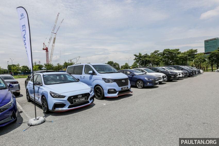 ACE 2021: Hyundai tawar kerusi Ogawa bernilai RM12k percuma, barisan kereta terpakai dan sesi pandu uji Image #1282589