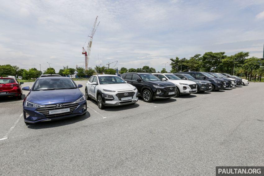 ACE 2021: Hyundai tawar kerusi Ogawa bernilai RM12k percuma, barisan kereta terpakai dan sesi pandu uji Image #1282590