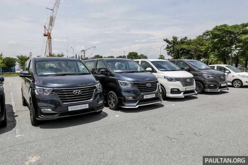 ACE 2021: Hyundai tawar kerusi Ogawa bernilai RM12k percuma, barisan kereta terpakai dan sesi pandu uji Image #1282591