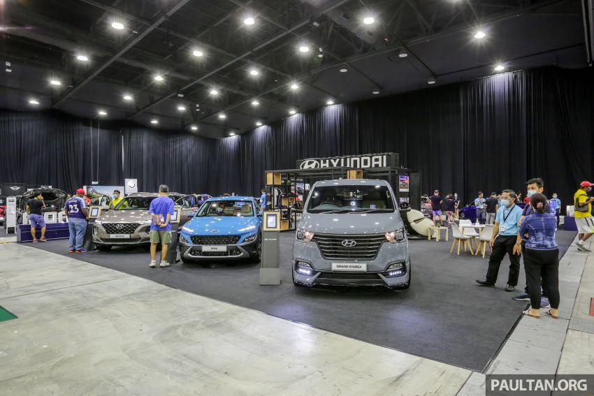 ACE 2021: Hyundai tawar kerusi Ogawa bernilai RM12k percuma, barisan kereta terpakai dan sesi pandu uji Image #1282567