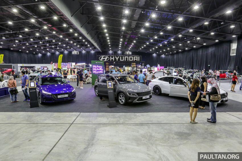 ACE 2021: Hyundai tawar kerusi Ogawa bernilai RM12k percuma, barisan kereta terpakai dan sesi pandu uji Image #1282569
