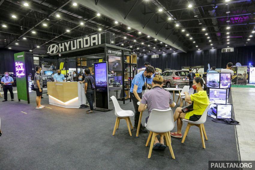 ACE 2021: Hyundai tawar kerusi Ogawa bernilai RM12k percuma, barisan kereta terpakai dan sesi pandu uji Image #1282572