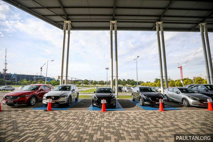 ACE 2021: Be rewarded when you purchase a new Mazda; pre-owned Anshin cars from just RM68,300 Image #1282727