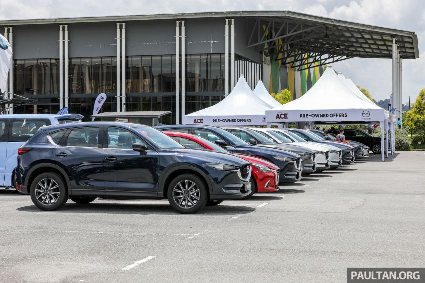 ACE 2021: Be rewarded when you purchase a new Mazda; pre-owned Anshin cars from just RM68,300 Image #1282729