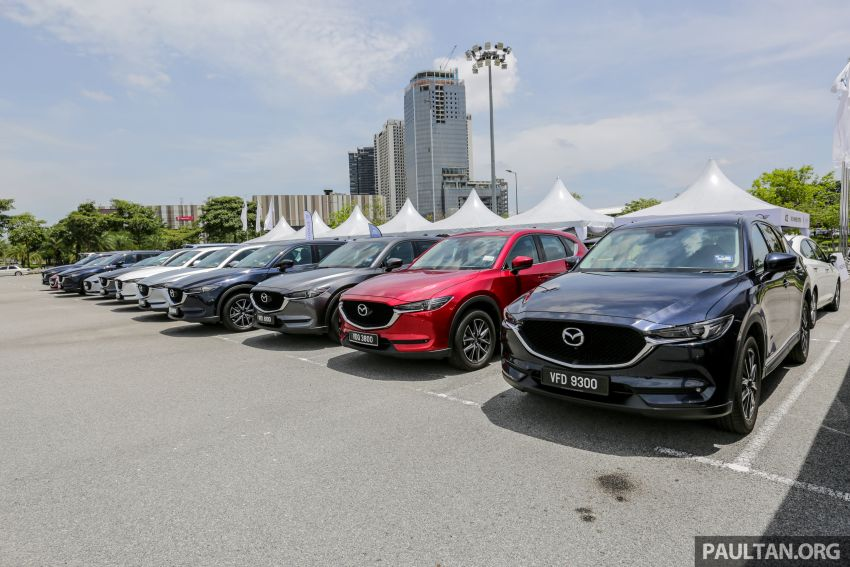 ACE 2021: Be rewarded when you purchase a new Mazda; pre-owned Anshin cars from just RM68,300 Image #1282734