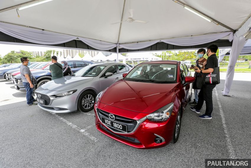 ACE 2021: Be rewarded when you purchase a new Mazda; pre-owned Anshin cars from just RM68,300 Image #1282736