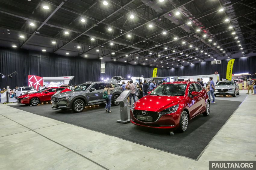 ACE 2021: Be rewarded when you purchase a new Mazda; pre-owned Anshin cars from just RM68,300 Image #1282717
