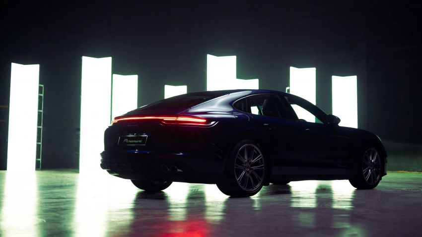 2021 Porsche Panamera facelift launched in Malaysia – 2.9L biturbo V6 with 330 PS, 450 Nm; from RM1 million Image #1285336