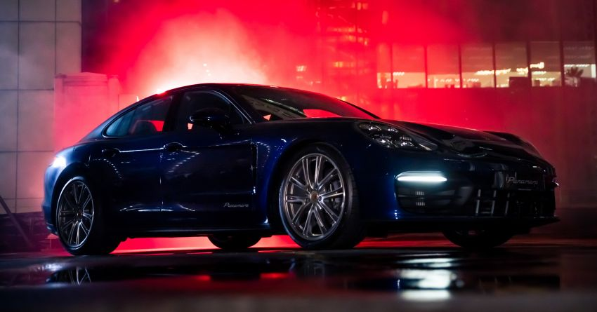 2021 Porsche Panamera facelift launched in Malaysia – 2.9L biturbo V6 with 330 PS, 450 Nm; from RM1 million Image #1285385