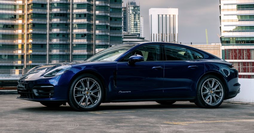 2021 Porsche Panamera facelift launched in Malaysia – 2.9L biturbo V6 with 330 PS, 450 Nm; from RM1 million Image #1285383