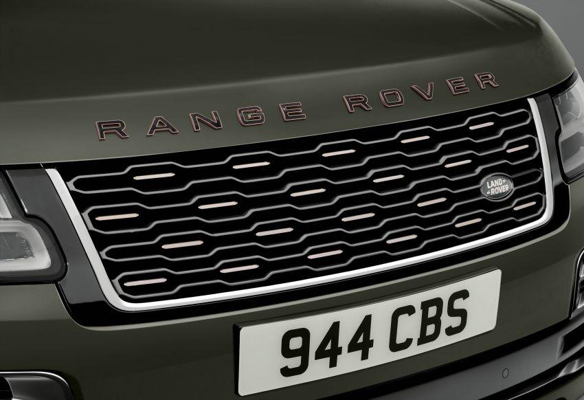 Range Rover SVAutobiography Ultimate 2021 diperkenal – warna Orchard Green baru, dari RM842k Image #1272692