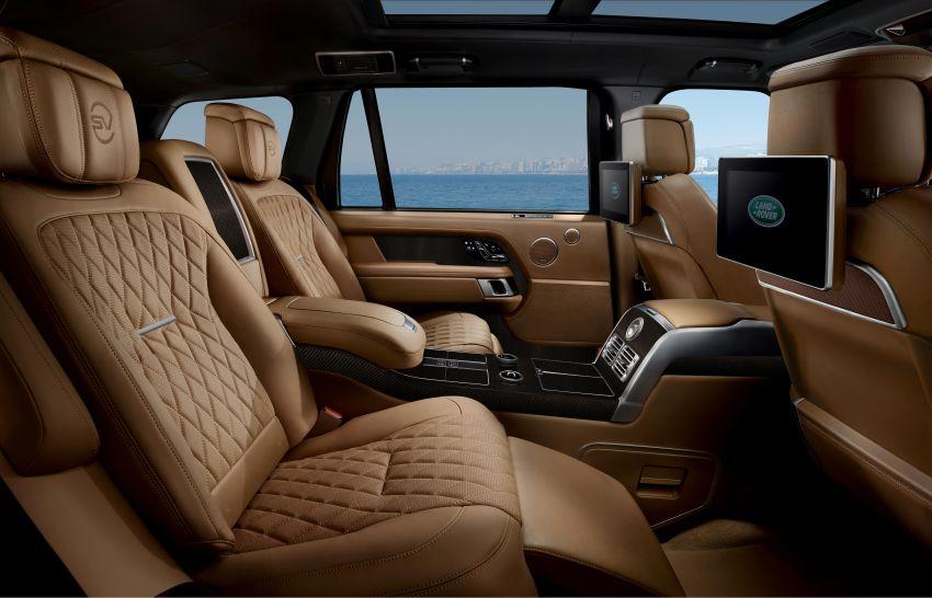 Range Rover SVAutobiography Ultimate 2021 diperkenal – warna Orchard Green baru, dari RM842k Image #1272695