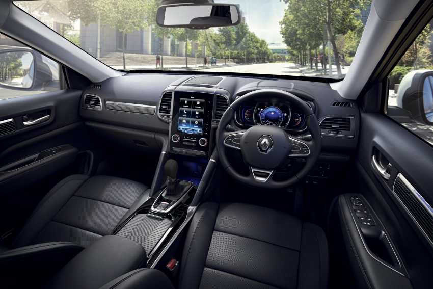 2021 Renault Koleos in Malaysia – new LED head- and taillights, seat ventilation and massage, from RM182k Image #1276189