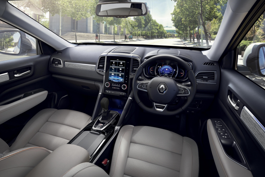 2021 Renault Koleos in Malaysia – new LED head- and taillights, seat ventilation and massage, from RM182k Image #1276191
