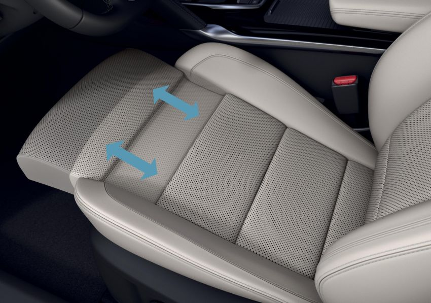 2021 Renault Koleos in Malaysia – new LED head- and taillights, seat ventilation and massage, from RM182k Image #1276193