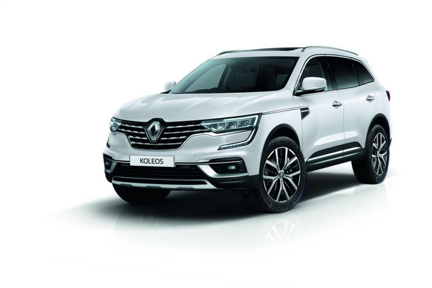 2021 Renault Koleos in Malaysia – new LED head- and taillights, seat ventilation and massage, from RM182k Image #1276199