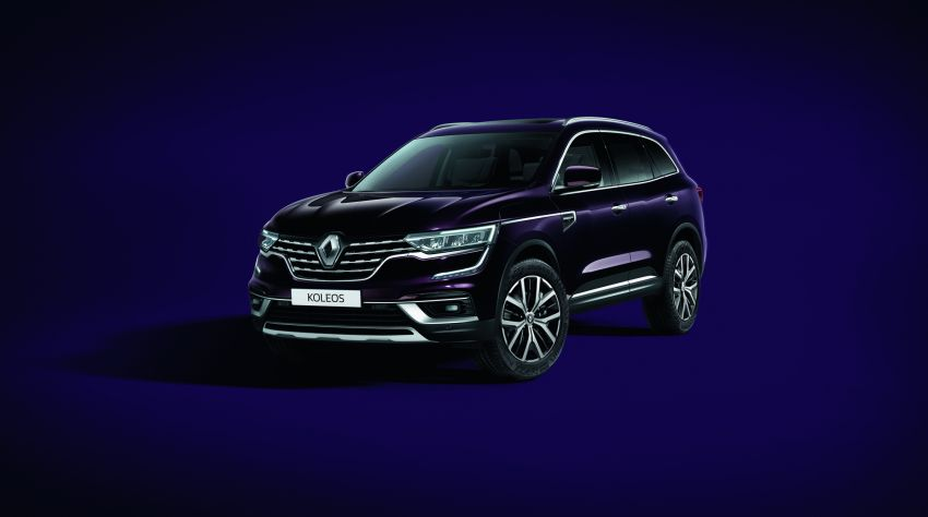 2021 Renault Koleos in Malaysia – new LED head- and taillights, seat ventilation and massage, from RM182k Image #1276200
