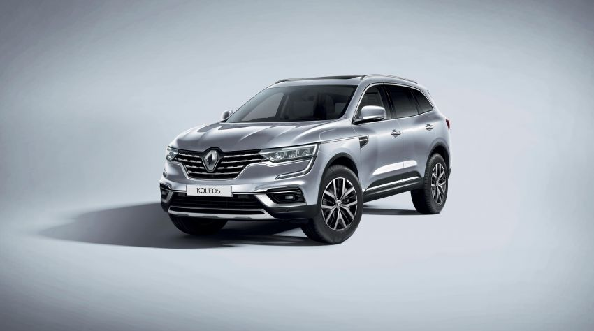 2021 Renault Koleos in Malaysia – new LED head- and taillights, seat ventilation and massage, from RM182k Image #1276201