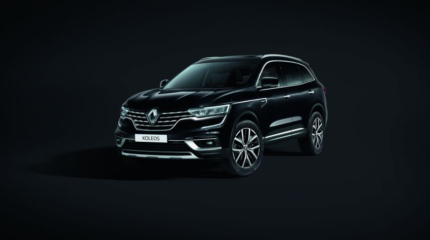 2021 Renault Koleos in Malaysia – new LED head- and taillights, seat ventilation and massage, from RM182k Image #1276202