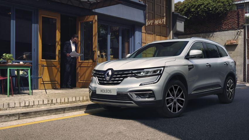 2021 Renault Koleos in Malaysia – new LED head- and taillights, seat ventilation and massage, from RM182k Image #1276181