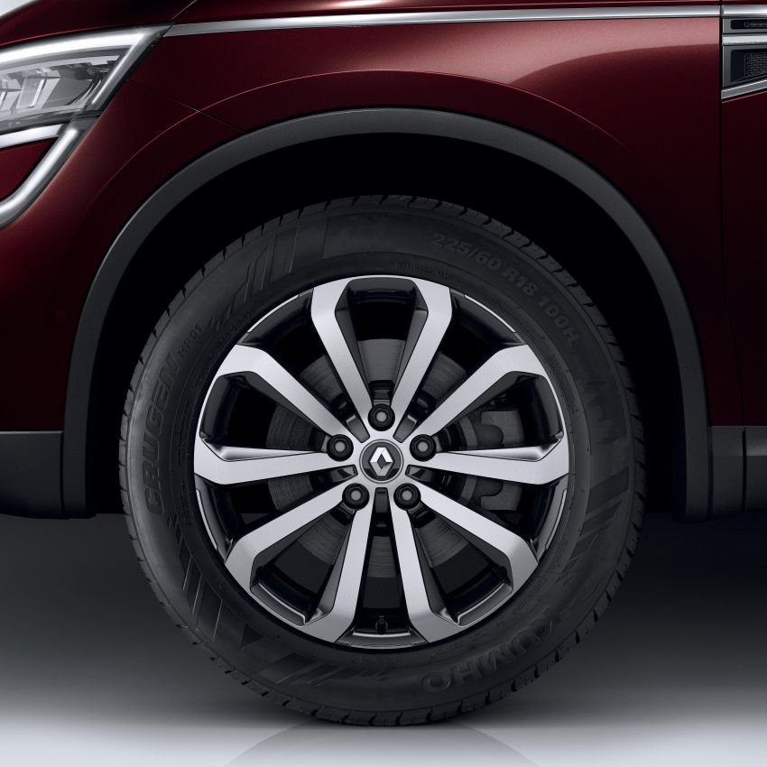 2021 Renault Koleos in Malaysia – new LED head- and taillights, seat ventilation and massage, from RM182k Image #1276185
