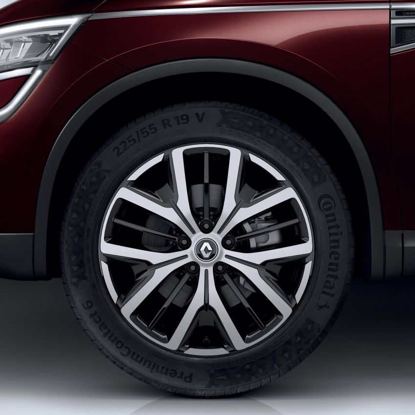 2021 Renault Koleos in Malaysia – new LED head- and taillights, seat ventilation and massage, from RM182k Image #1276186