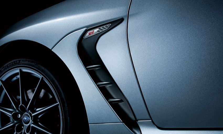 2021 Subaru BRZ revealed for Japan – 2.4L boxer four-cylinder with 235 PS; AT and MT; STI accessories Image #1273866
