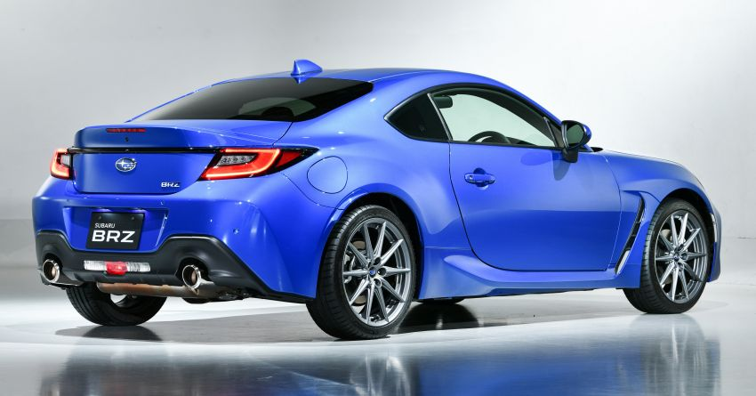 2021 Subaru BRZ revealed for Japan – 2.4L boxer four-cylinder with 235 PS; AT and MT; STI accessories Image #1273739