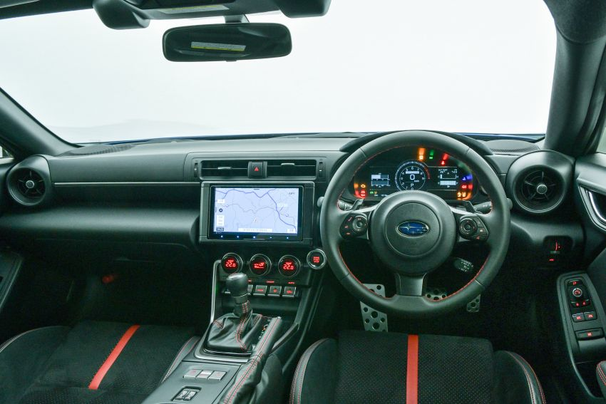 2021 Subaru BRZ revealed for Japan – 2.4L boxer four-cylinder with 235 PS; AT and MT; STI accessories Image #1273761