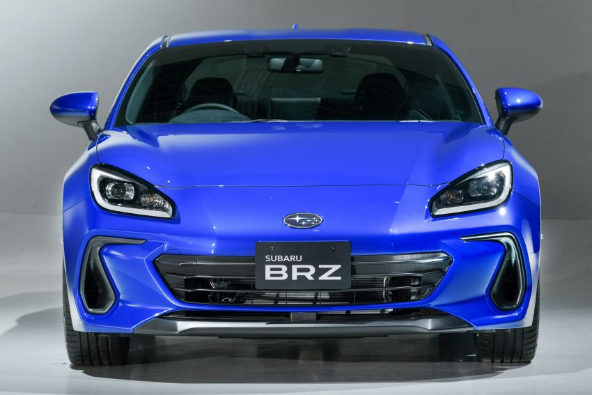 2021 Subaru BRZ revealed for Japan – 2.4L boxer four-cylinder with 235 PS; AT and MT; STI accessories Image #1273741