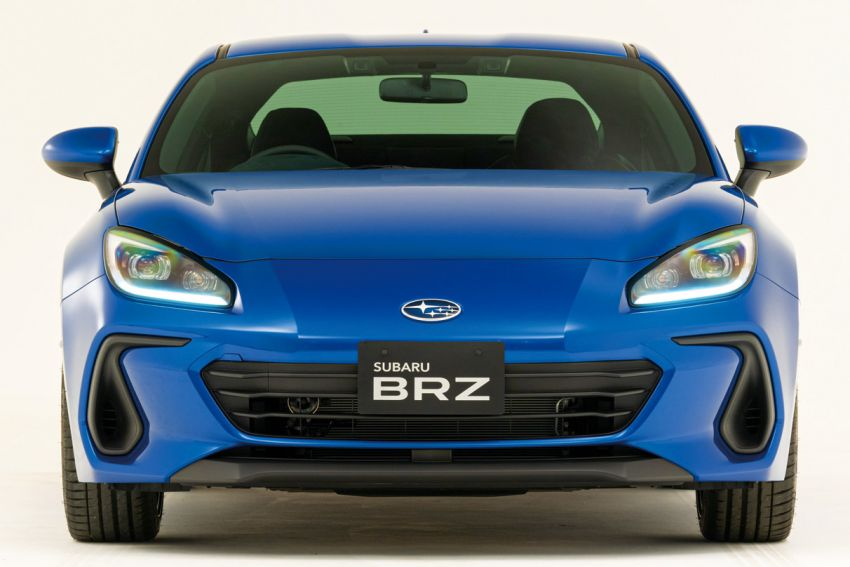2021 Subaru BRZ revealed for Japan – 2.4L boxer four-cylinder with 235 PS; AT and MT; STI accessories Image #1273779
