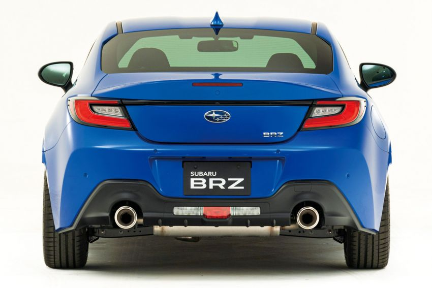 2021 Subaru BRZ revealed for Japan – 2.4L boxer four-cylinder with 235 PS; AT and MT; STI accessories Image #1273780