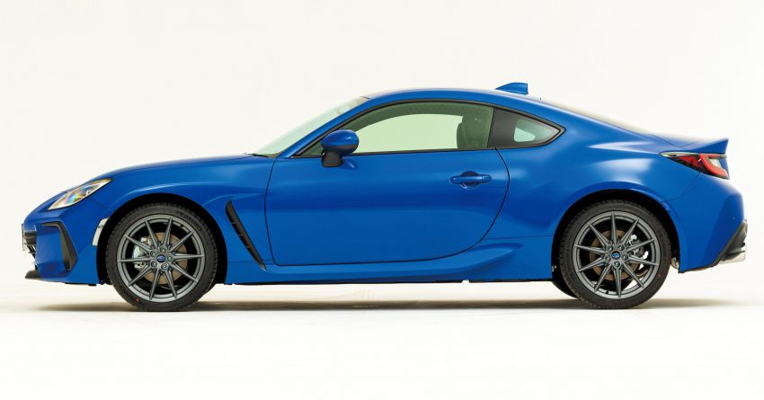 2021 Subaru BRZ revealed for Japan – 2.4L boxer four-cylinder with 235 PS; AT and MT; STI accessories Image #1273781