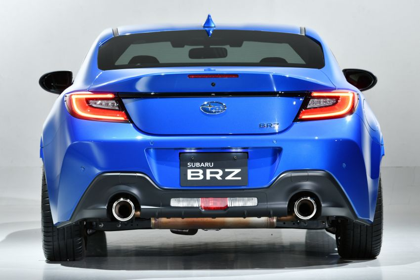 2021 Subaru BRZ revealed for Japan – 2.4L boxer four-cylinder with 235 PS; AT and MT; STI accessories Image #1273742