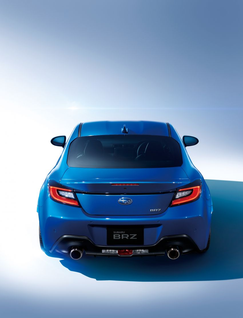 2021 Subaru BRZ revealed for Japan – 2.4L boxer four-cylinder with 235 PS; AT and MT; STI accessories Image #1273791