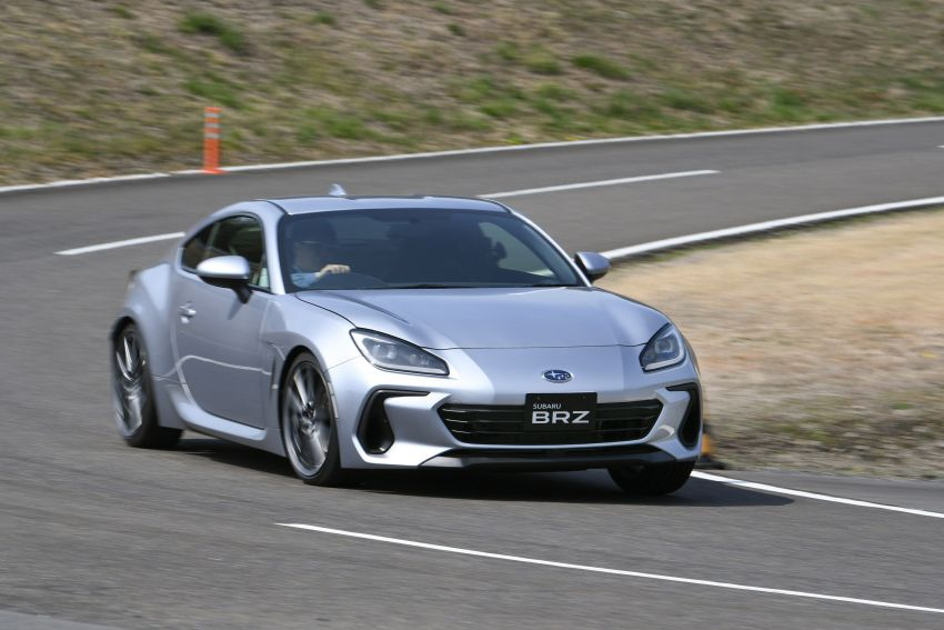 2021 Subaru BRZ revealed for Japan – 2.4L boxer four-cylinder with 235 PS; AT and MT; STI accessories Image #1273794