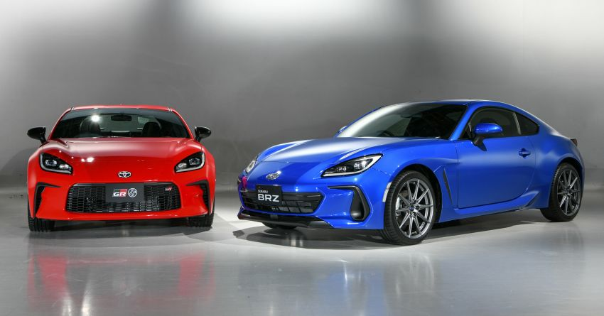 2021 Subaru BRZ revealed for Japan – 2.4L boxer four-cylinder with 235 PS; AT and MT; STI accessories Image #1273807