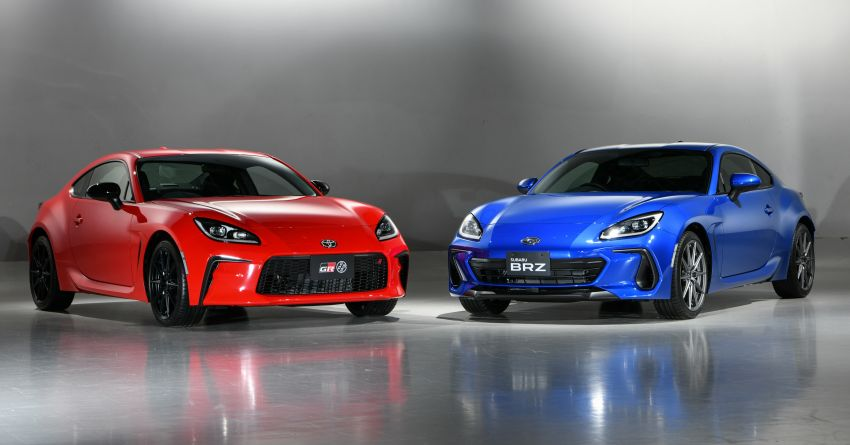 2021 Subaru BRZ revealed for Japan – 2.4L boxer four-cylinder with 235 PS; AT and MT; STI accessories Image #1273809
