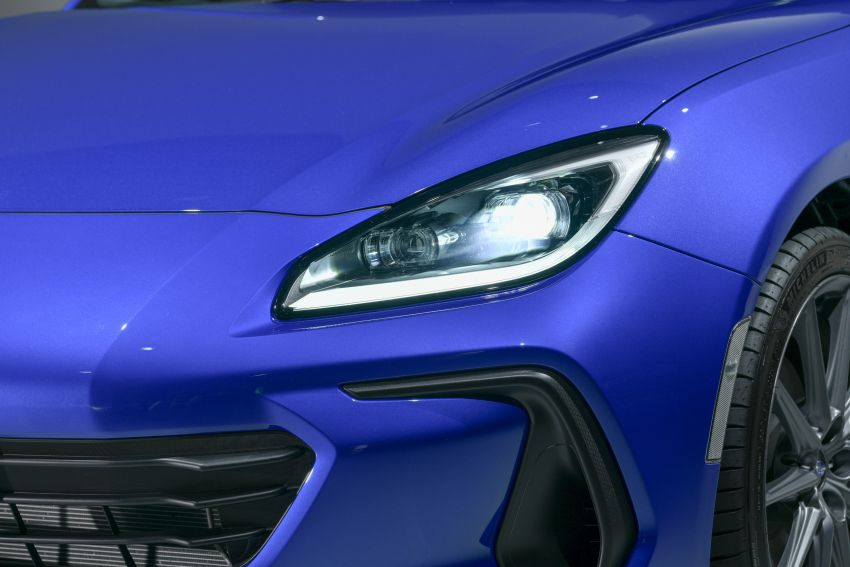 2021 Subaru BRZ revealed for Japan – 2.4L boxer four-cylinder with 235 PS; AT and MT; STI accessories Image #1273745