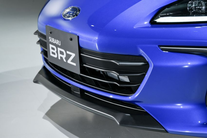 2021 Subaru BRZ revealed for Japan – 2.4L boxer four-cylinder with 235 PS; AT and MT; STI accessories Image #1273746