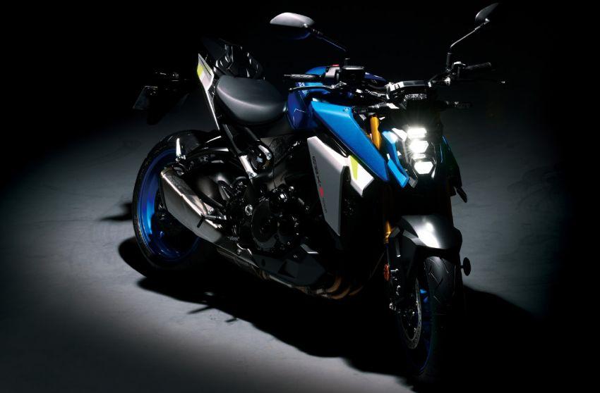 2022 Suzuki GSX-S1000 naked sports major update Image #1288533