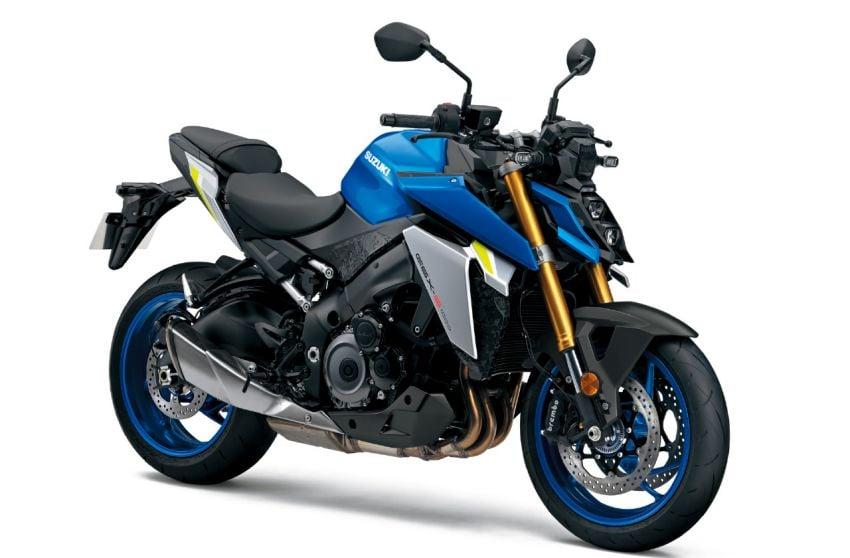 2022 Suzuki GSX-S1000 naked sports major update Image #1288534
