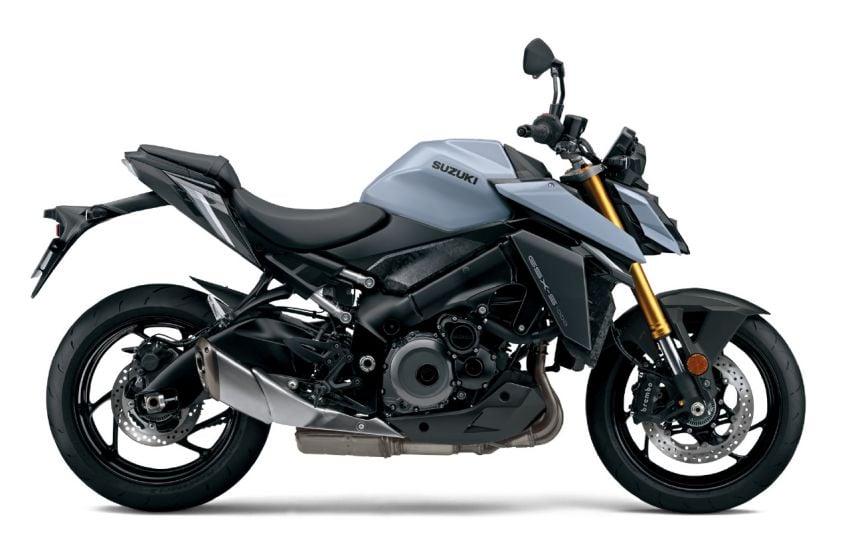 2022 Suzuki GSX-S1000 naked sports major update Image #1288537