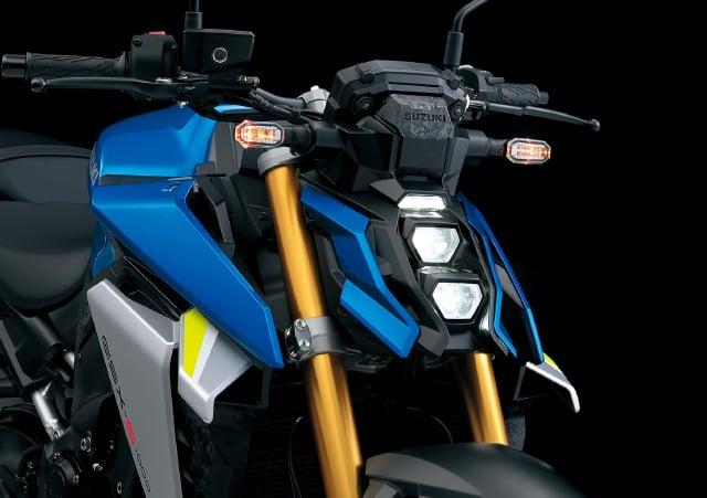 2022 Suzuki GSX-S1000 naked sports major update Image #1288541