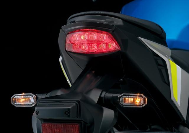 2022 Suzuki GSX-S1000 naked sports major update Image #1288542