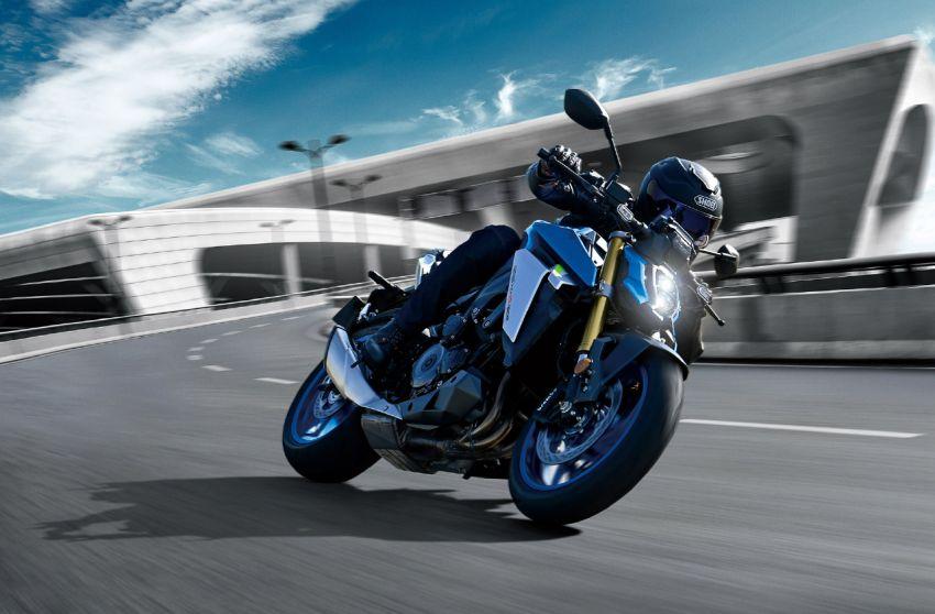 2022 Suzuki GSX-S1000 naked sports major update Image #1288526