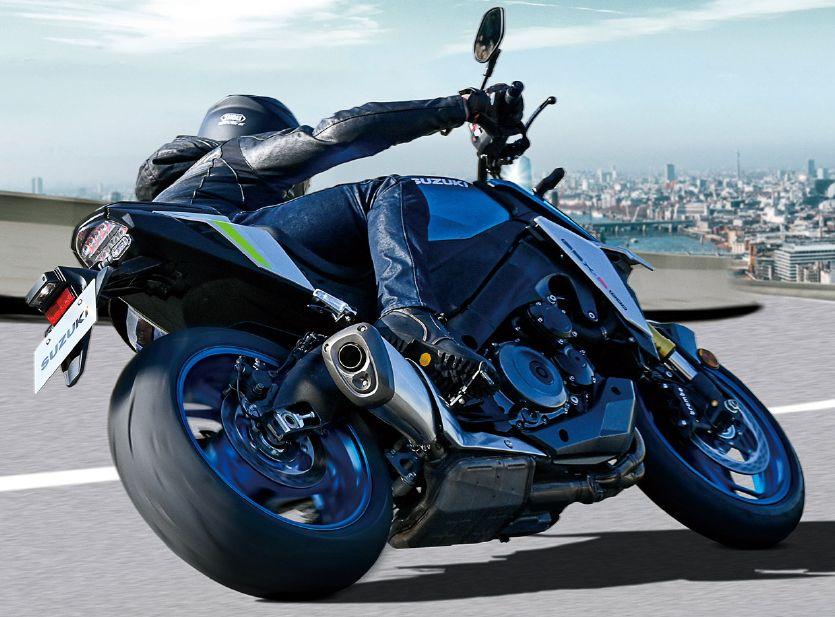 2022 Suzuki GSX-S1000 naked sports major update Image #1288527