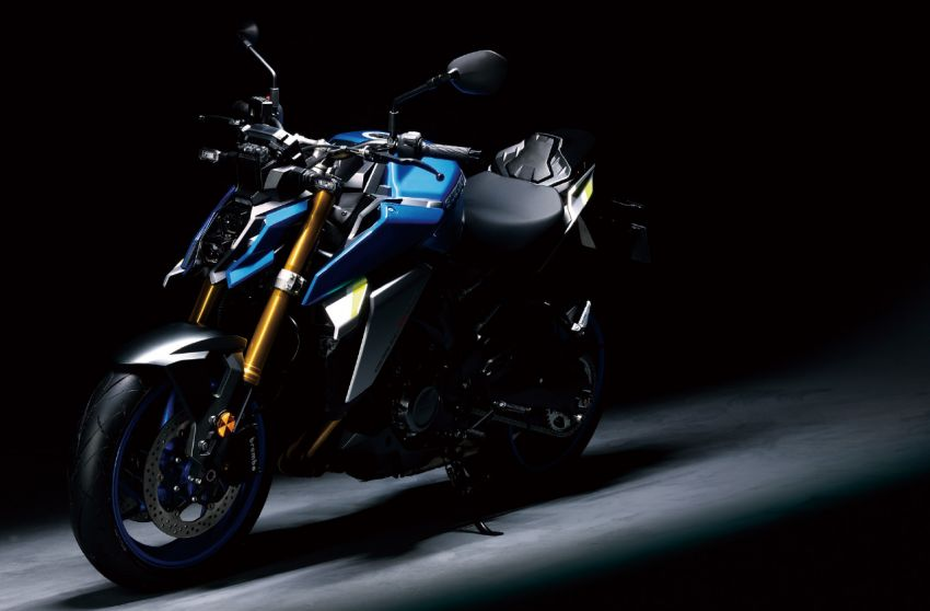 2022 Suzuki GSX-S1000 naked sports major update Image #1288529